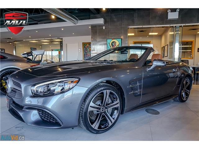 2020 Mercedes-Benz SL 450 Base WDDJK6GA1LF059102  in Oakville
