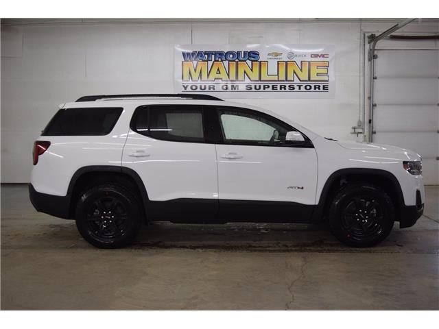 2021 GMC Acadia AT4 (Stk: M01175) in Watrous - Image 1 of 49