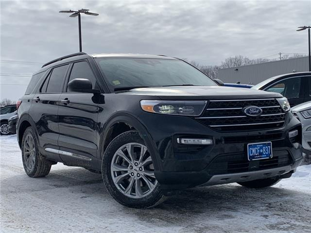 2021 Ford Explorer XLT (Stk: 0021T3) in Midland - Image 1 of 14