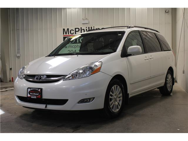 2010 Toyota Sienna Limited 7 Passenger (Stk: S004905A) in Winnipeg - Image 1 of 26