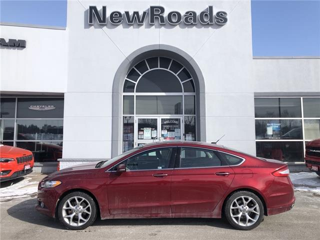 Used 2016 Ford Fusion SE AWD Navigation Leather Seats  Sunroof  - Newmarket - NewRoads Chrysler