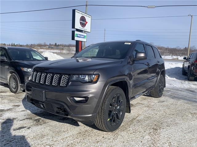 2021 Jeep Grand Cherokee Laredo (Stk: 6829) in Sudbury - Image 1 of 19