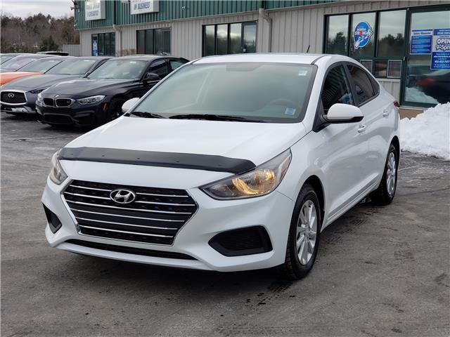 2019 Hyundai Accent Preferred (Stk: 10985A) in Lower Sackville - Image 1 of 20