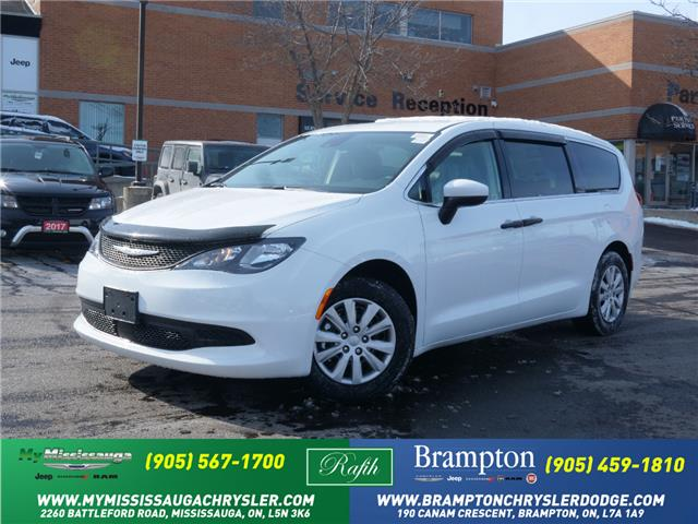 2021 Chrysler Grand Caravan SE (Stk: 21142) in Mississauga - Image 1 of 6