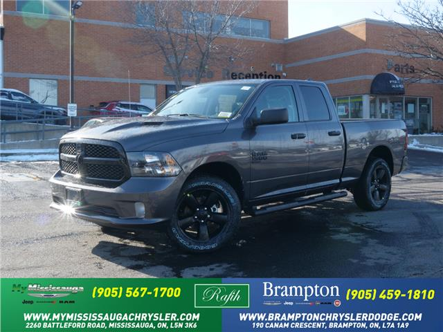 2021 RAM 1500 Classic Tradesman (Stk: 21188) in Mississauga - Image 1 of 6
