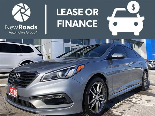 2016 Hyundai Sonata 2.0T Sport Ultimate (Stk: Z226595A) in Newmarket - Image 1 of 26
