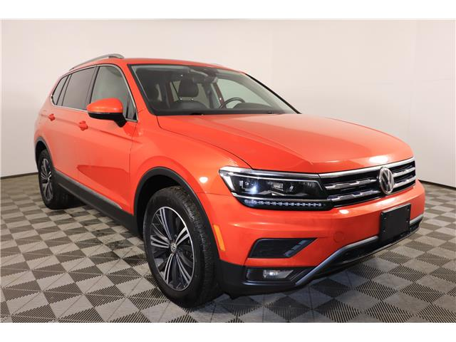 2018 Volkswagen Tiguan Highline (Stk: Z3939) in London - Image 1 of 22