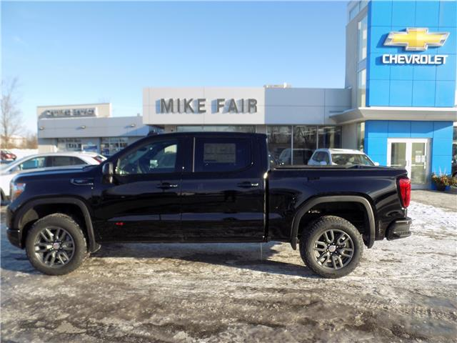 2021 GMC Sierra 1500 AT4 (Stk: 21175) in Smiths Falls - Image 1 of 14