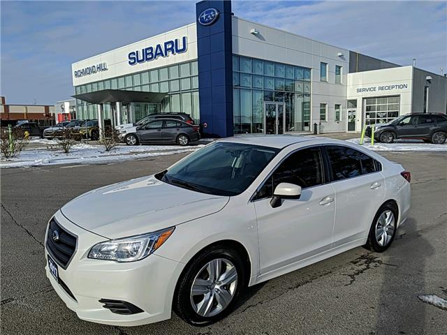 2017 Subaru Legacy 2.5i (Stk: LP0524) in RICHMOND HILL - Image 1 of 18