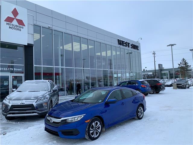2016 Honda Civic LX (Stk: 22701A) in Edmonton - Image 1 of 21