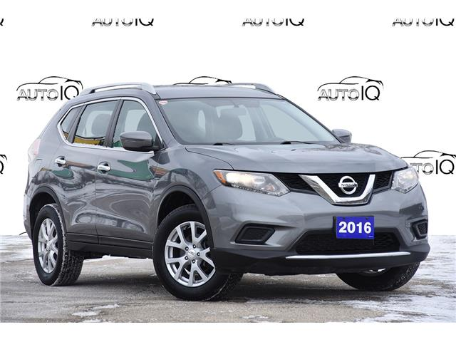 2016 Nissan Rogue S (Stk: 155460) in Kitchener - Image 1 of 20