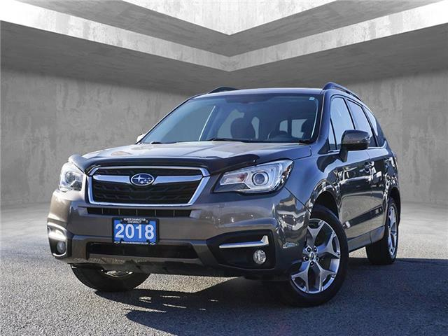 2018 Subaru Forester 2.5i Limited (Stk: 9664A) in Penticton - Image 1 of 27