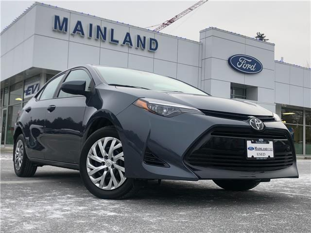 2018 Toyota Corolla LE (Stk: P1043) in Vancouver - Image 1 of 30