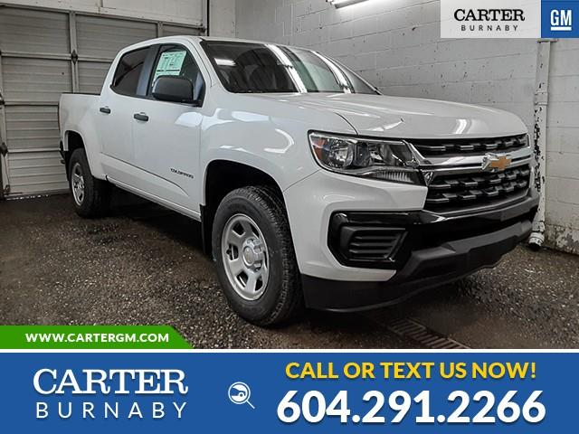 2021 Chevrolet Colorado WT (Stk: D1-35860) in Burnaby - Image 1 of 11