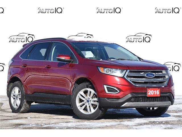 2016 Ford Edge SEL (Stk: 154020) in Kitchener - Image 1 of 16