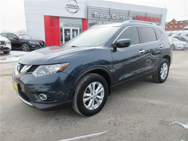 2016 Nissan Rogue  (Stk: 91832A) in Peterborough - Image 1 of 24
