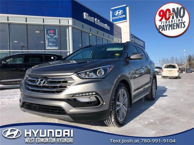 2017 Hyundai Santa Fe Sport  (Stk: 15692A) in Edmonton - Image 1 of 20