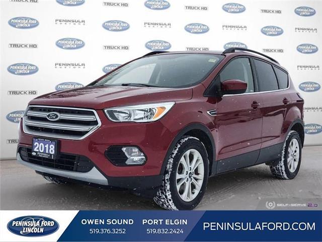 2018 Ford Escape SE (Stk: 2202) in Owen Sound - Image 1 of 25