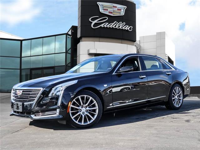 2017 Cadillac CT6 3.6L Luxury (Stk: 6240Z) in Burlington - Image 1 of 30