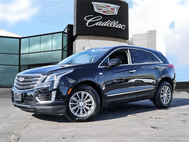 2017 Cadillac XT5 Luxury (Stk: 6243Z) in Burlington - Image 1 of 27