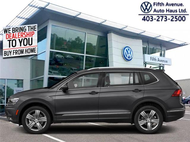 2021 Volkswagen Tiguan Highline (Stk: 21146) in Calgary - Image 1 of 1