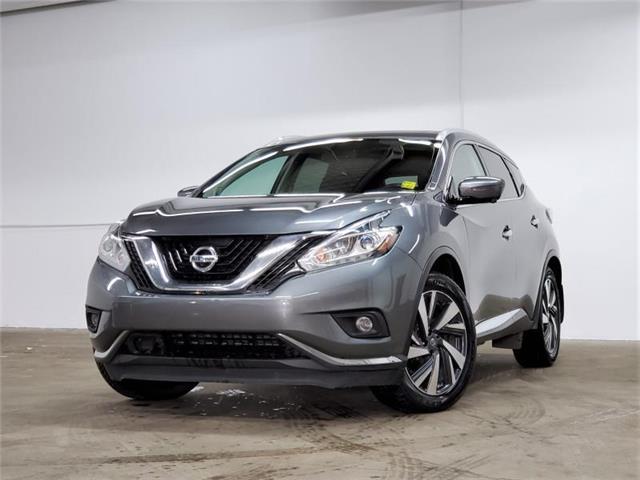 2017 Nissan Murano Platinum (Stk: A3567) in Saskatoon - Image 1 of 15