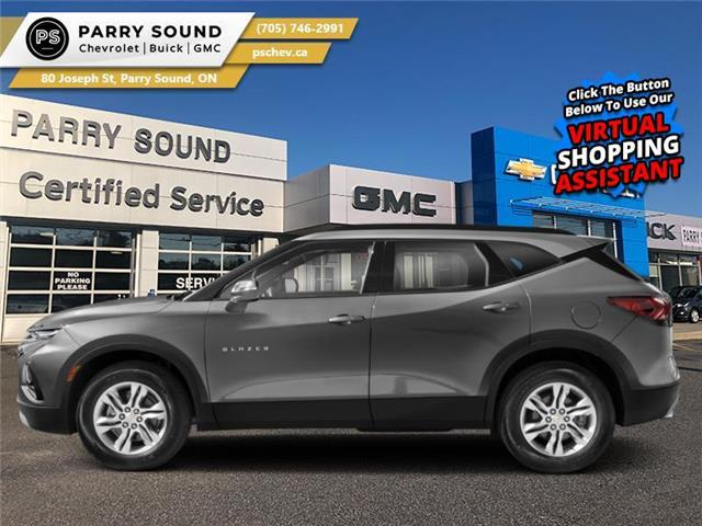 2021 Chevrolet Blazer LT (Stk: 21370) in Parry Sound - Image 1 of 1