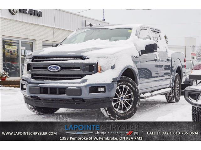 2019 Ford F-150  (Stk: P3598) in Pembroke - Image 1 of 28