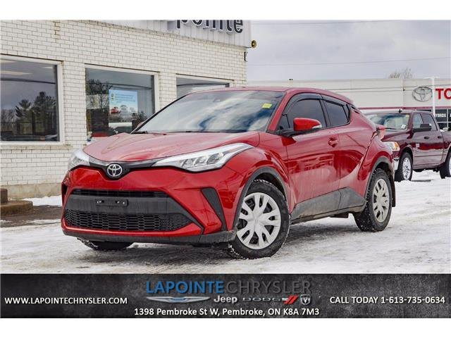 2020 Toyota C-HR  (Stk: 20205A) in Pembroke - Image 1 of 13