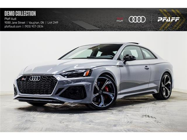 2021 Audi RS 5 2.9 (Stk: T19253) in Vaughan - Image 1 of 1
