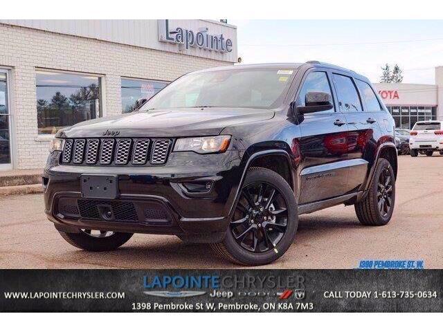 2021 Jeep Grand Cherokee Laredo (Stk: 21004) in Pembroke - Image 1 of 32