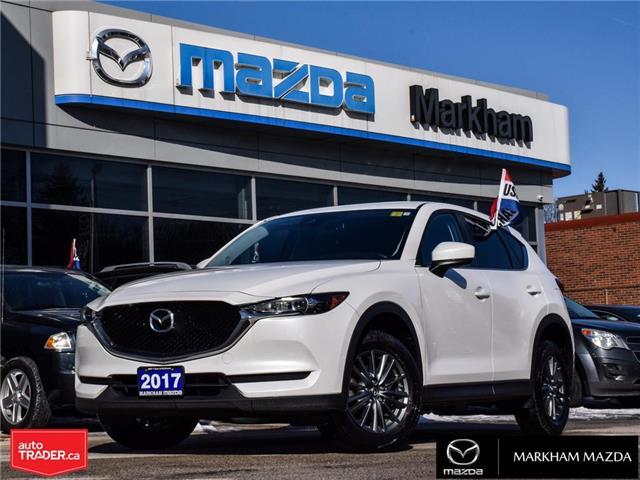 2017 Mazda CX-5 GS (Stk: N210344A) in Markham - Image 1 of 28