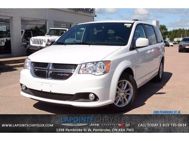 2020 Dodge Grand Caravan Premium Plus (Stk: 20139) in Pembroke - Image 1 of 26