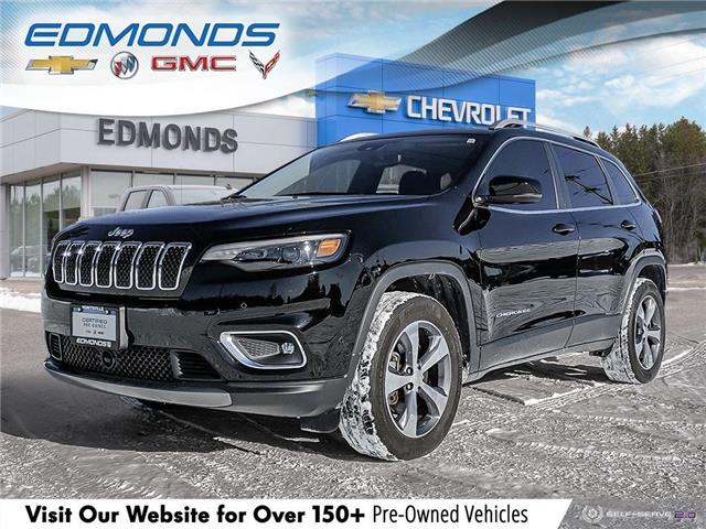 2019 Jeep Cherokee Limited (Stk: B10135A) in Huntsville - Image 1 of 27