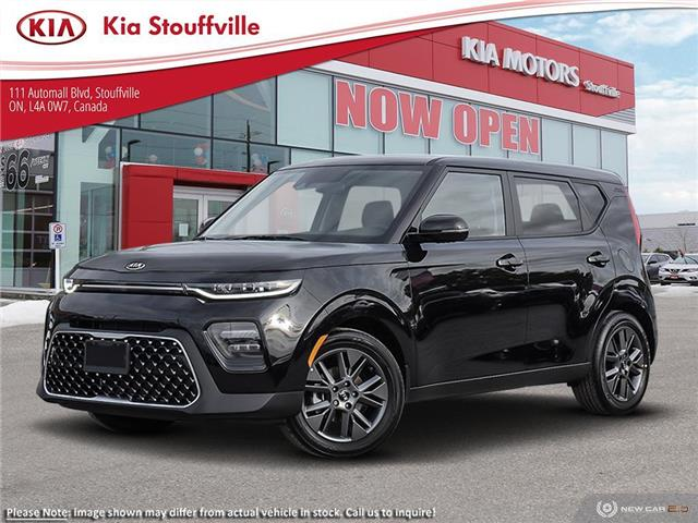 2021 Kia Soul EX+ (Stk: 21219) in Stouffville - Image 1 of 20