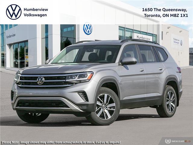 2021 Volkswagen Atlas 3.6 FSI Comfortline (Stk: 98326) in Toronto - Image 1 of 23