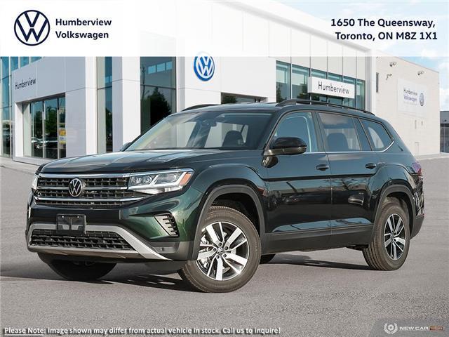 2021 Volkswagen Atlas 3.6 FSI Comfortline (Stk: 98327) in Toronto - Image 1 of 23