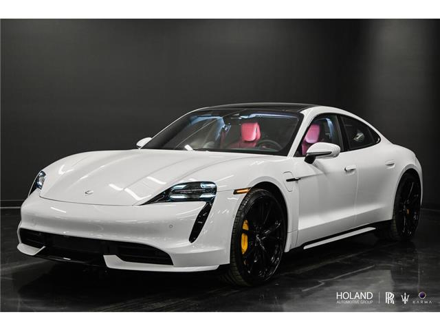 2020 Porsche Taycan  (Stk: WP0AC2) in Montreal - Image 1 of 30