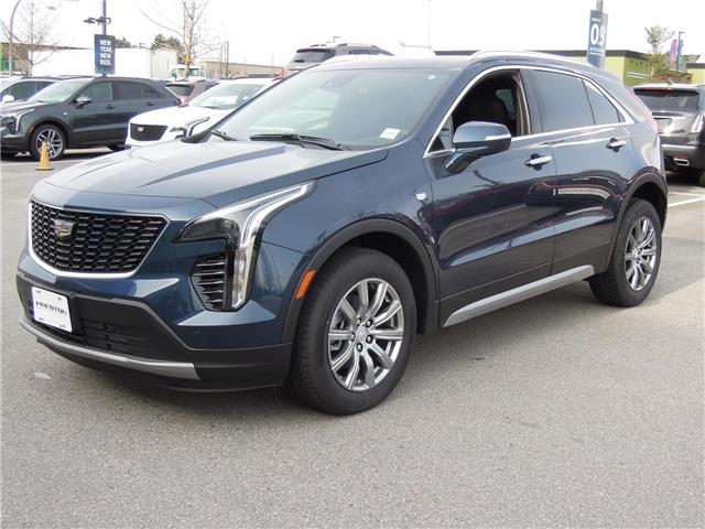 2021 Cadillac XT4 Premium Luxury (Stk: 1203510) in Langley City - Image 1 of 6