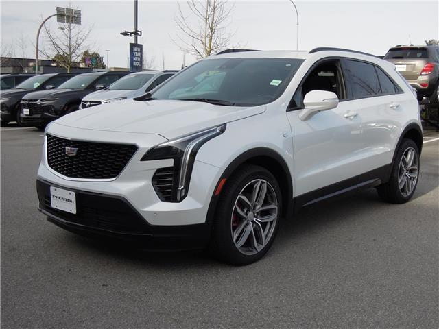 2021 Cadillac XT4 Sport (Stk: 1203520) in Langley City - Image 1 of 6