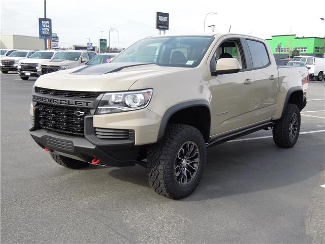 2021 Chevrolet Colorado ZR2 (Stk: 1203620) in Langley City - Image 1 of 6