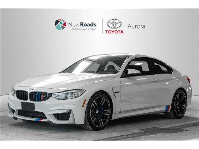 2016 BMW M4  (Stk: 323573) in Aurora - Image 1 of 23