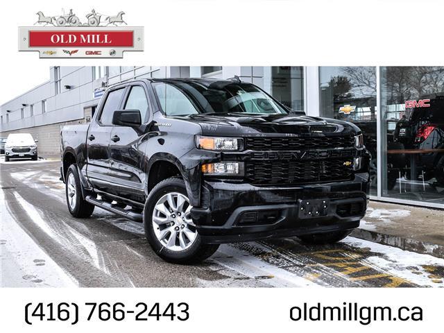 2021 Chevrolet Silverado 1500  (Stk: MZ131738) in Toronto - Image 1 of 25
