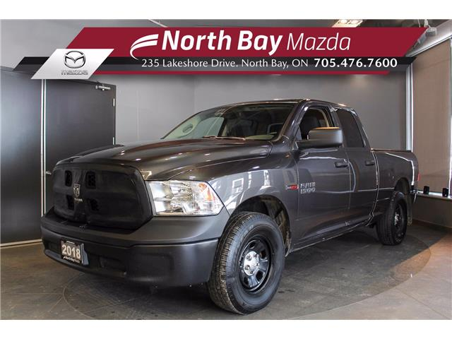 2018 RAM 1500 ST (Stk: 19143A) in North Bay - Image 1 of 22