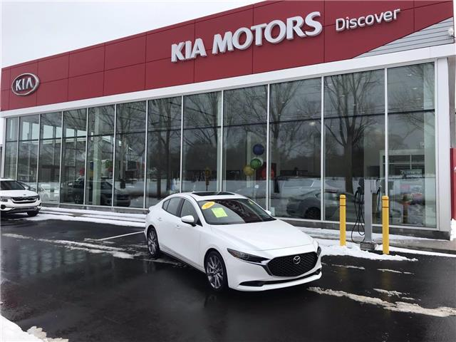 2019 Mazda Mazda3 GT (Stk: X5032A) in Charlottetown - Image 1 of 29