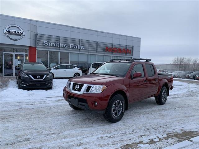 2019 Nissan Frontier PRO-4X (Stk: P2135) in Smiths Falls - Image 1 of 18
