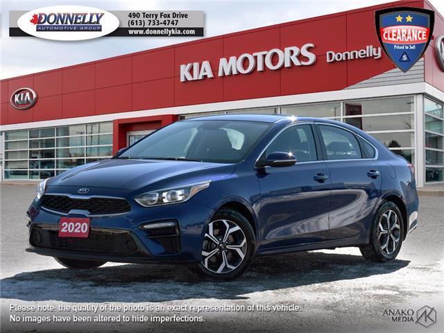 2020 Kia Forte EX (Stk: KU2494) in Ottawa - Image 1 of 26