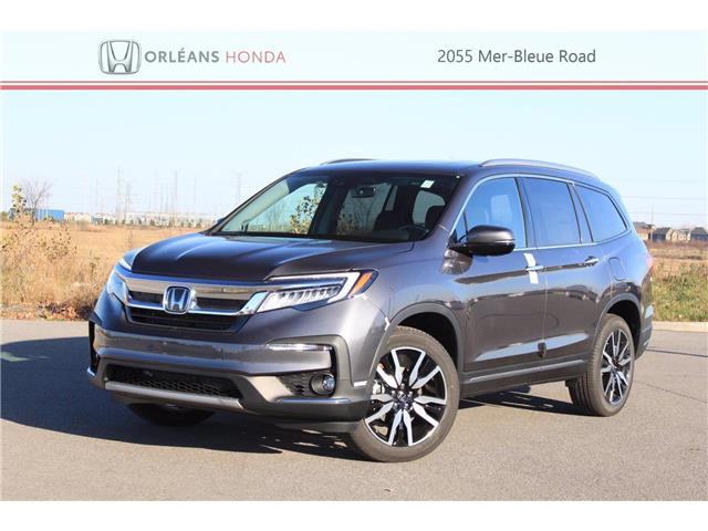 2021 Honda Pilot Touring 8P (Stk: 210024) in Orléans - Image 1 of 23