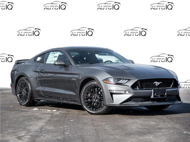 2021 Ford Mustang GT Premium (Stk: 21MU084) in St. Catharines - Image 1 of 24