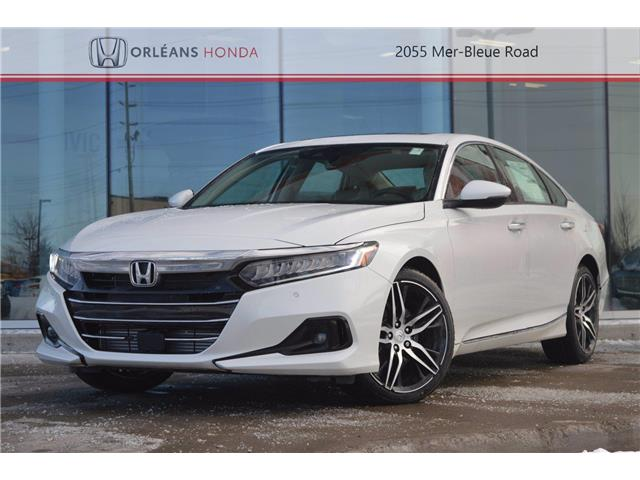 2021 Honda Accord Touring 2.0T (Stk: 210192) in Orléans - Image 1 of 27